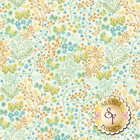 Garden Delights II 3GSF-2 by In The Beginning Fabrics