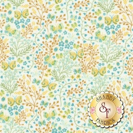 Garden Delights II 3GSF-2 by In The Beginning Fabrics