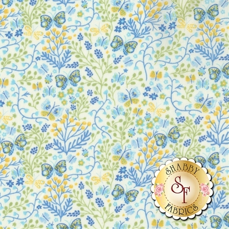 Garden Delights II 3GSF-3 by In The Beginning Fabrics REM