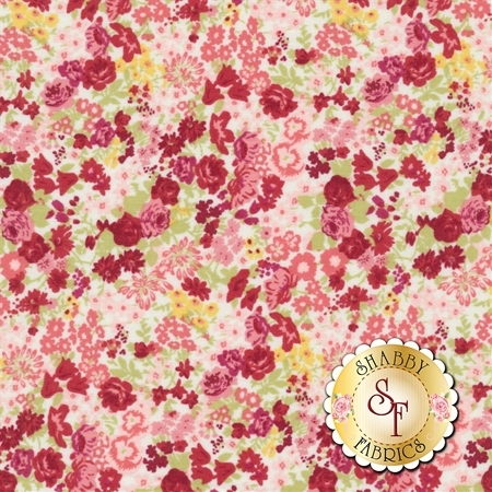 Garden Delights II 4GSF-1 by In The Beginning Fabrics