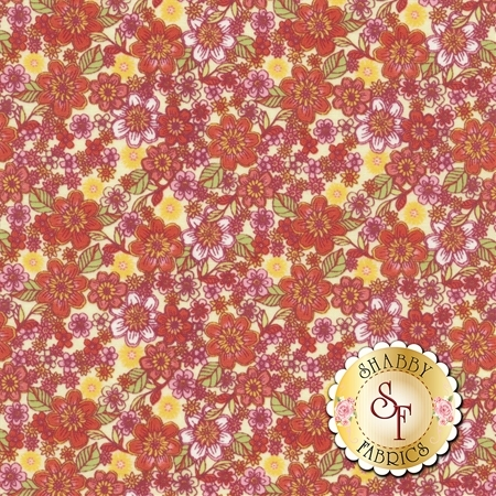 Garden Delights II 5GSF-1 by In The Beginning Fabrics