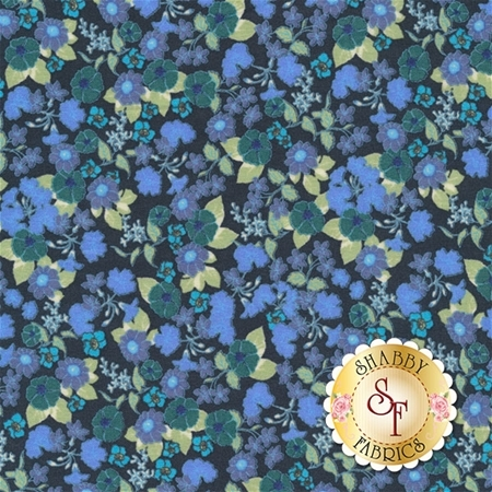 Garden Delights 1GSE-2 by Gray Sky Studio for In The Beginning Fabrics