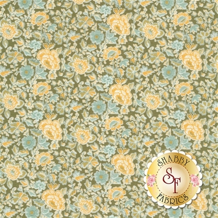 Garden Delights 2GSE-2 by In The Beginning Fabrics