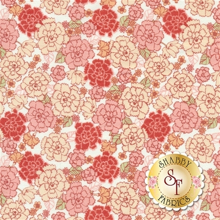Garden Delights 4GSE-2 by Gray Sky Studio for In The Beginning Fabrics