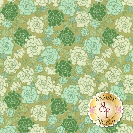 Garden Delights 4GSE-3 by In The Beginning Fabrics- REM