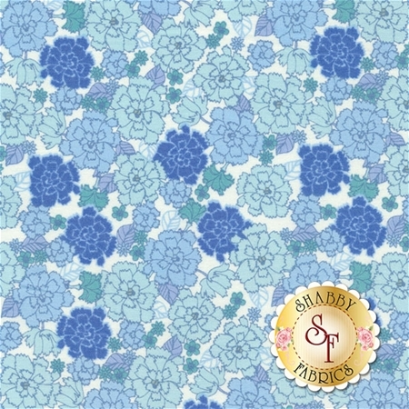 Garden Delights 4GSE-4 by Gray Sky Studio for In The Beginning Fabrics