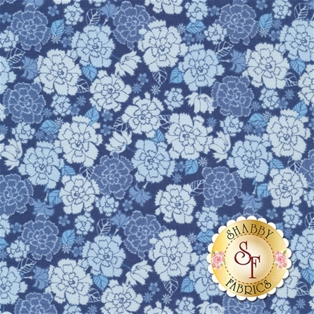 Garden Delights 4GSE-5 by Gray Sky Studio for In The Beginning Fabrics