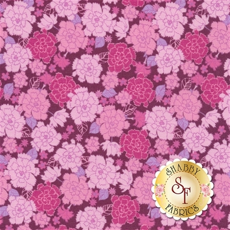 Garden Delights 4GSE-8 by Gray Sky Studio for In The Beginning Fabrics