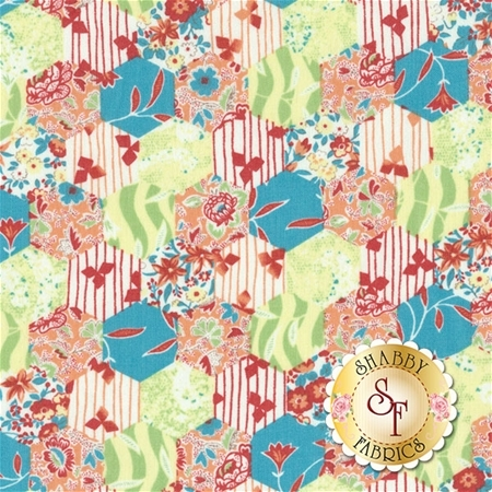 Garden Delights 7GSE-1 by In The Beginning Fabrics