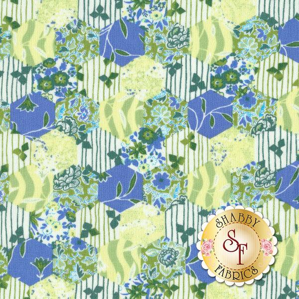 Garden Delights 7GSE-2 by In The Beginning Fabrics   Shabby Fabrics