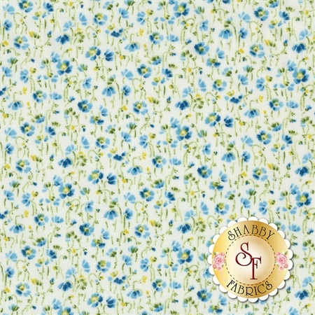 Garden Gate 21482-42 by Northcott Fabrics