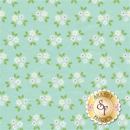 Garden Girl C5664-MINT by Riley Blake Designs REM A
