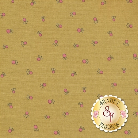 Garden Whimsy 8676-33 by Anni Downs for Henry Glass Fabrics