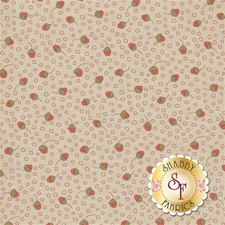 Garden Whimsy 8677-44 by Anni Downs for Henry Glass Fabrics