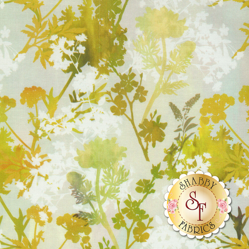 Garden of Dreams 5JYL-1 by In The Beginning Fabrics available at Shabby Fabrics