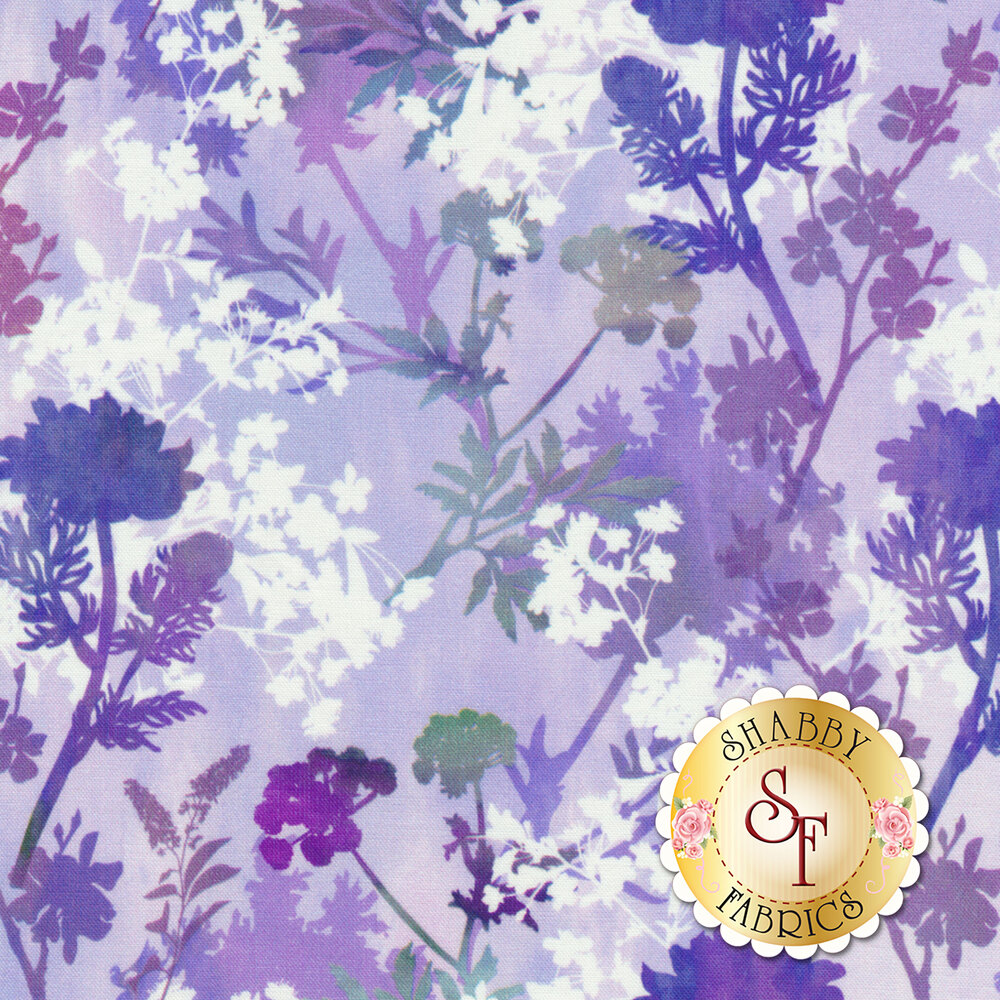 Garden of Dreams 5JYL-3 by In The Beginning Fabrics available at Shabby Fabrics
