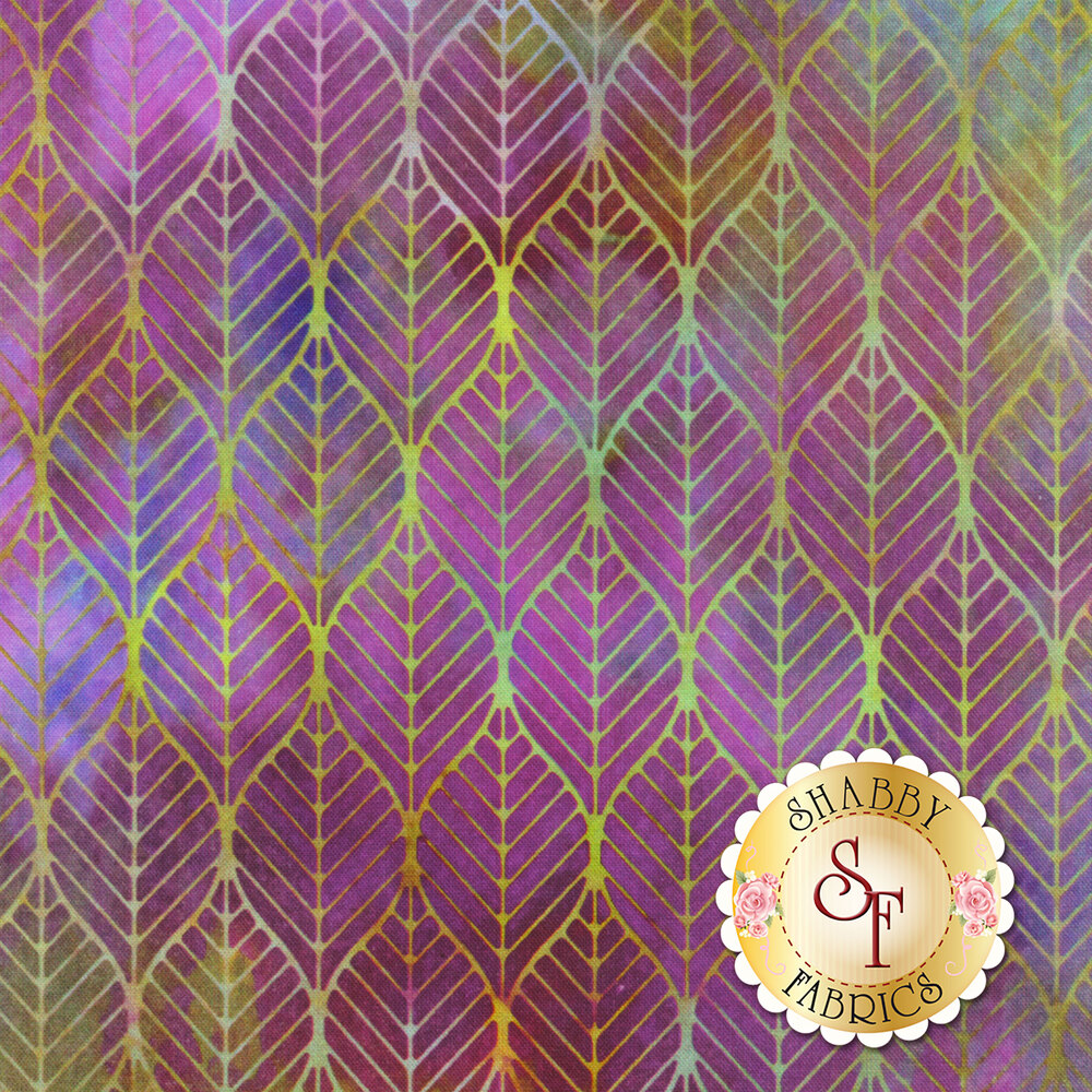 Garden of Dreams 7JYL-4 by In The Beginning Fabrics available at Shabby Fabrics