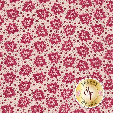 Garnet C5732-CREAM by Penny Rose Fabrics