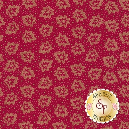 Garnet C5732-RED by Penny Rose Fabrics