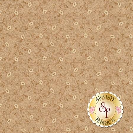 Garnet C5733-TAN Vine Tan by Nancy Zieman for Penny Rose Fabrics
