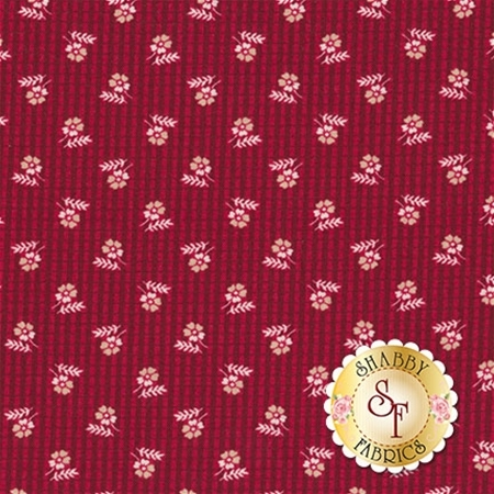 Garnet C5734-RED by Penny Rose Fabrics
