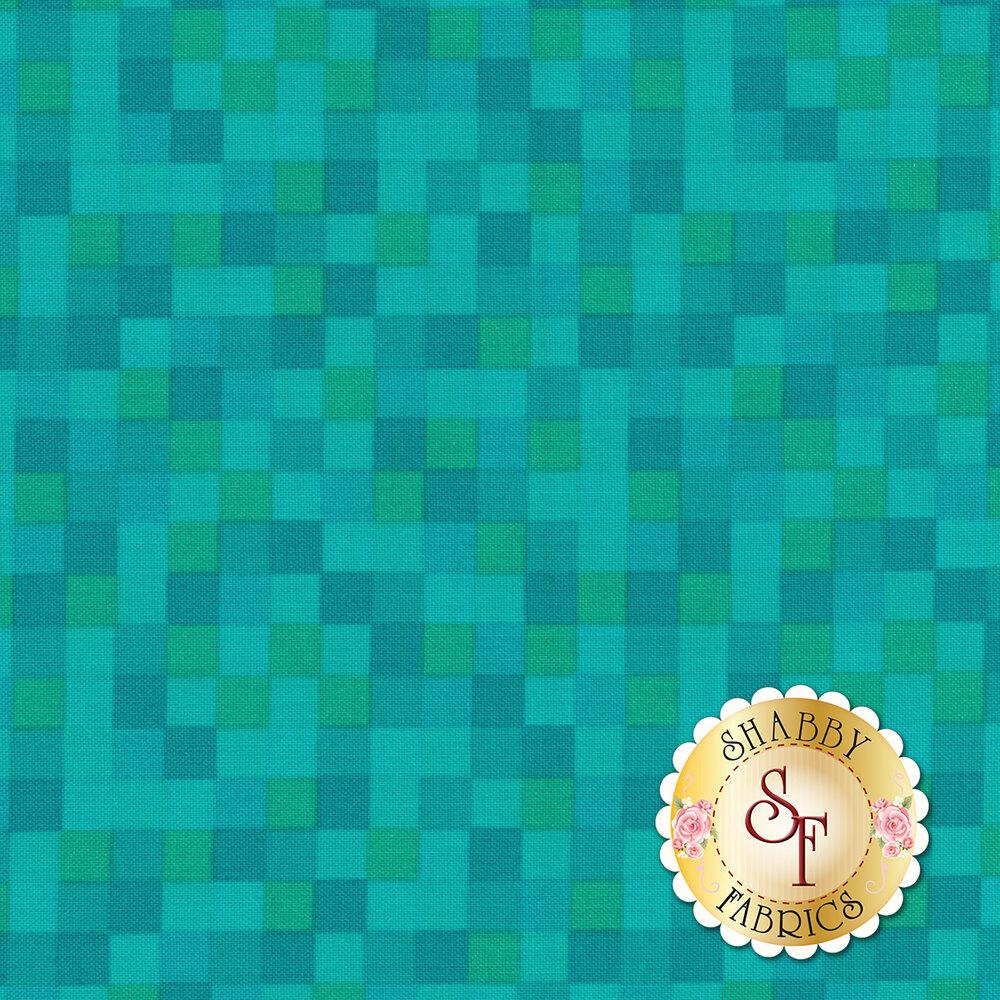 Gemstone 50615-11 Turquoise by Windham Fabrics available at Shabby Fabrics