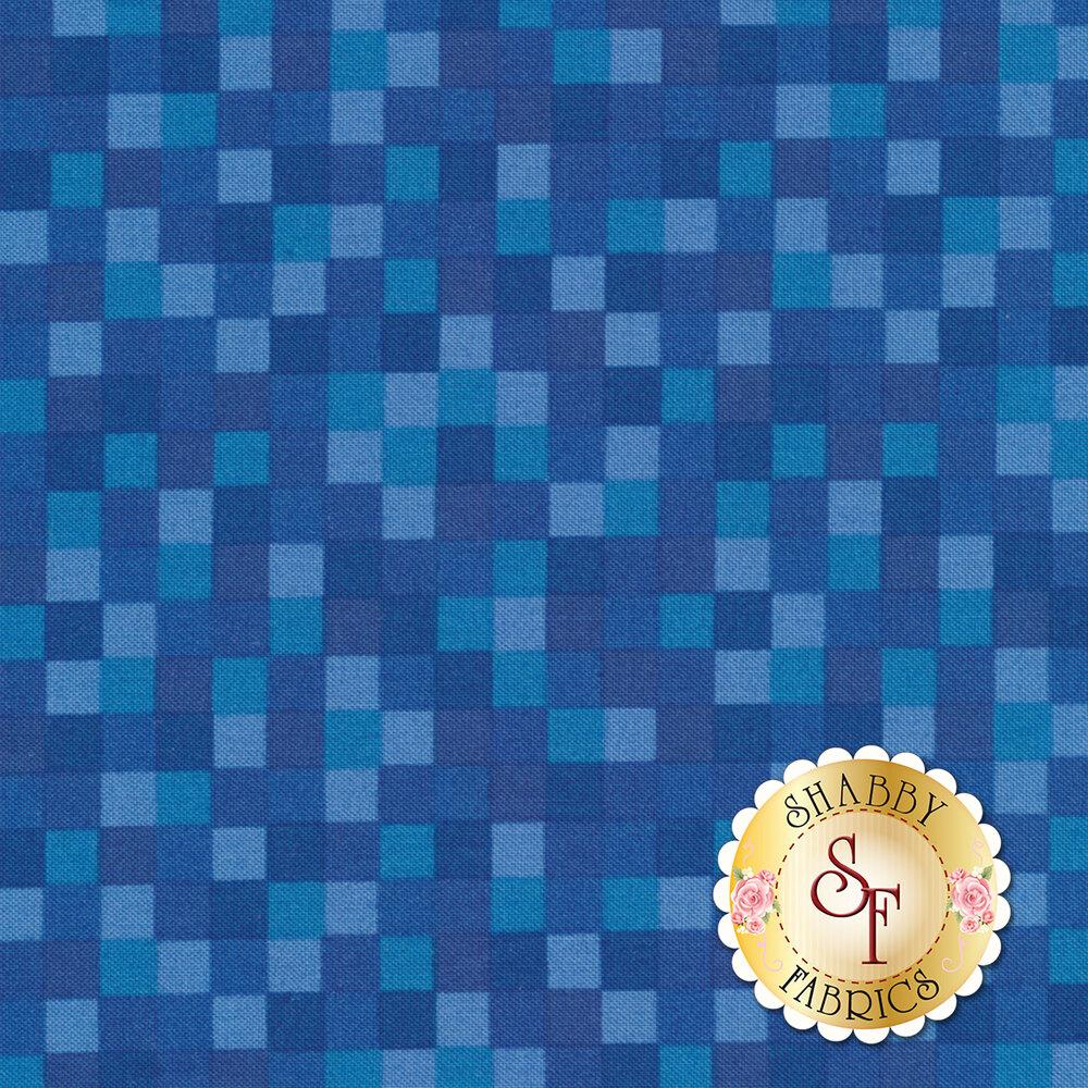 Gemstone 50615-8 Sapphire by Windham Fabrics available at Shabby Fabrics