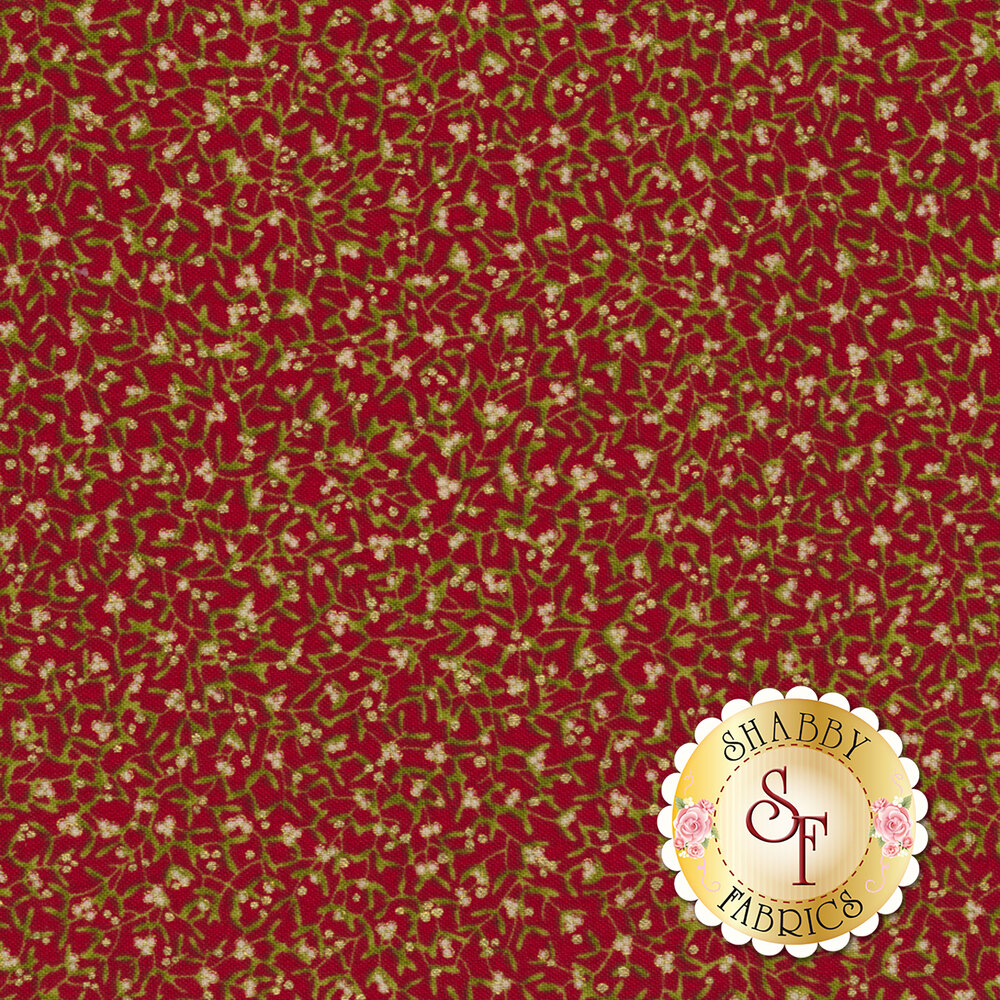 Gilded Greenery 33333-12M by Moda Fabrics