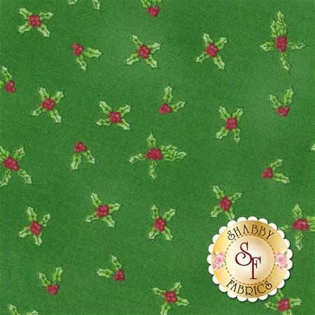 Gingerbread Christmas 8148-G by Meg Hawkey for Maywood Studio