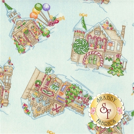 Gingerbread Christmas 8149-B by Maywood Studio- REM #3