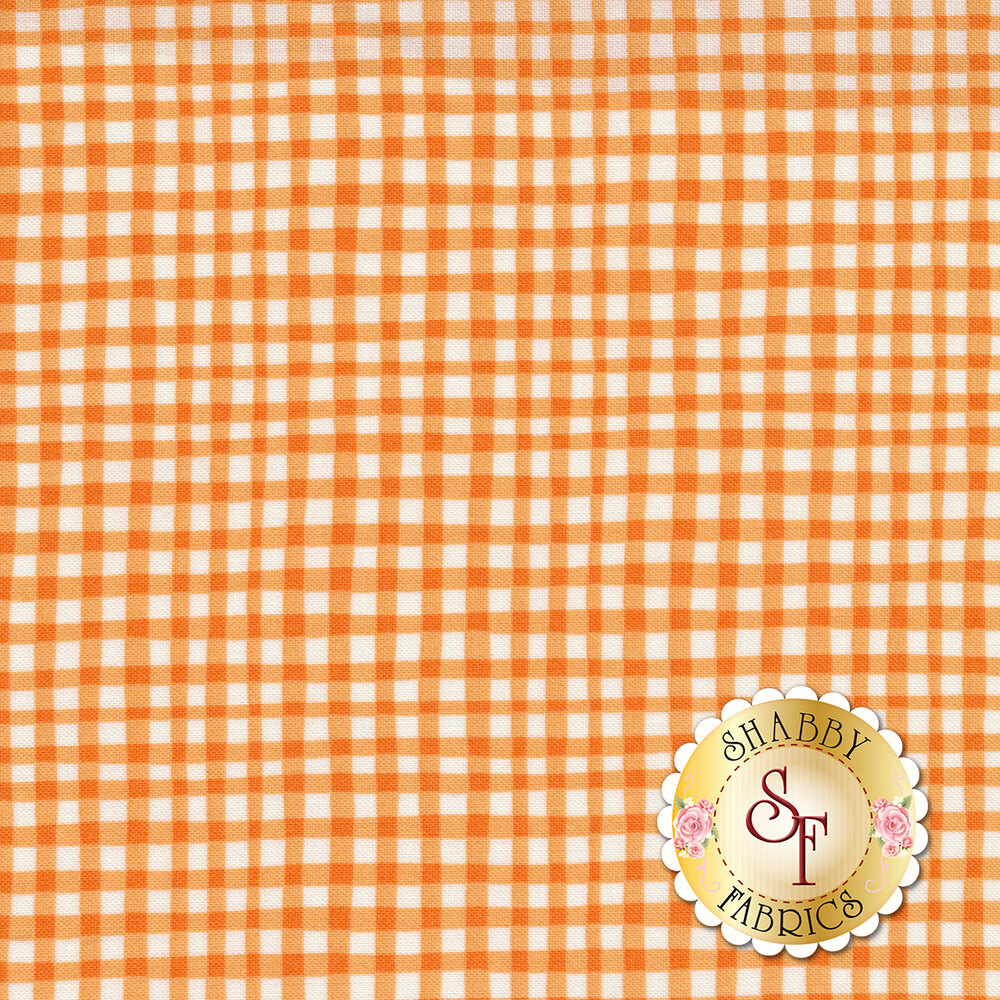 Gingham Play CX7161-PUMP-D by Michael Miller Fabrics