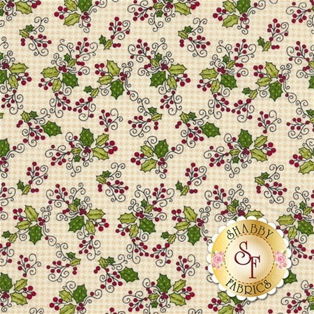 Glad Tidings 8764-44 by Leanne Anderson for Henry Glass Fabrics- REM
