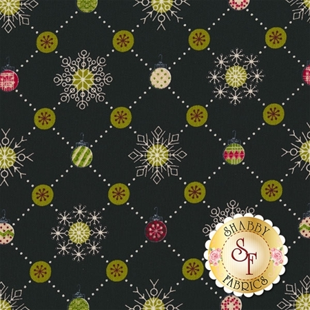 Glad Tidings 8765-99 by Leanne Anderson for Henry Glass Fabrics
