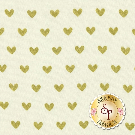 Gold Shimmer 00640 by Adornit Fabrics