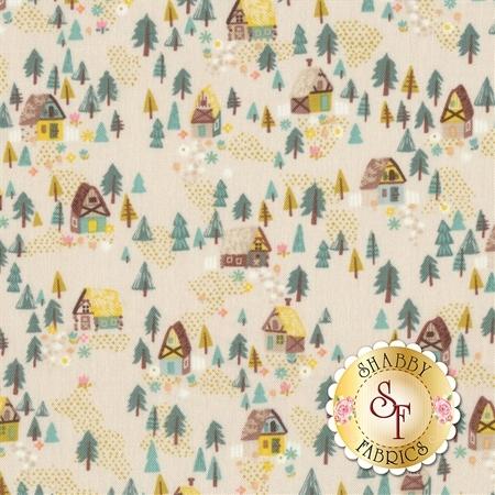 Goldilocks C5712-CREAM by Riley Blake Designs