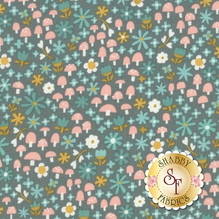 Goldilocks C5714-DKTEAL by Riley Blake Designs