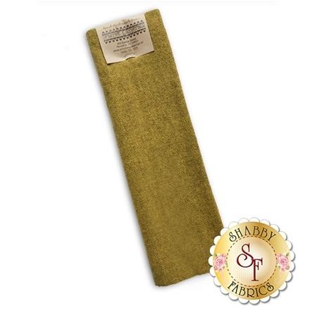 Hand Dyed Wool PRI 5021 Goldstar Herringbone by Primitive Gatherings for Moda Fabrics
