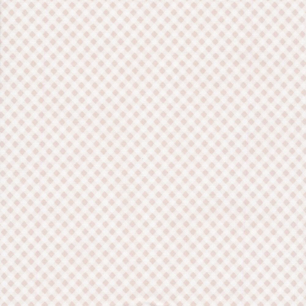 Light gray gingham