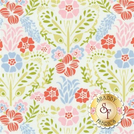 Grand Canal 27253-14 Cloud Sienna by Kate Spain for Moda Fabrics