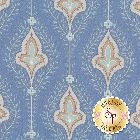 Grand Traverse Bay 14820-14 Light Blue by Minick And Simpson for Moda Fabrics