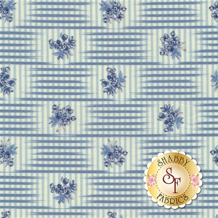 Grand Traverse Bay 14823-11 Light Blue by Minick And Simpson for Moda Fabrics