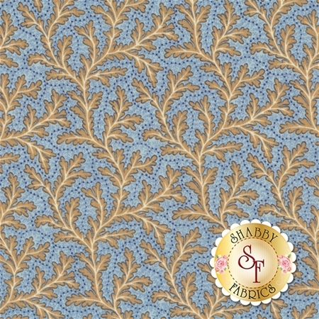 Grand Traverse Bay 14828-14 Light Blue by Minick And Simpson for Moda Fabrics
