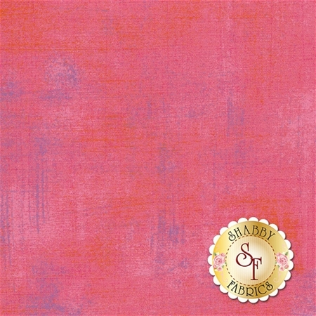 Grunge Basics 30150-327 Calypso Coral by BasicGrey for Moda Fabrics