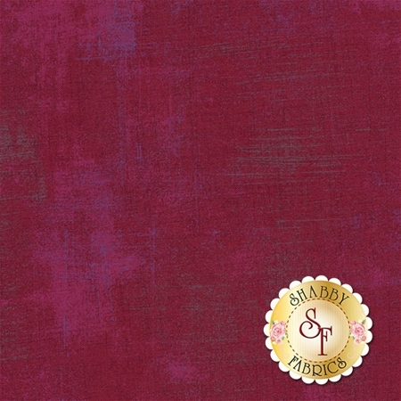 Grunge Basics 30150-334 Beet Red by Moda Fabrics