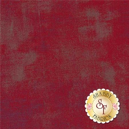 Grunge Basics 30150-82 Maraschino Cherry by BasicGrey for Moda Fabrics