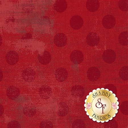 Grunge Hits The Spot 30149-22 Red by BasicGrey for Moda Fabrics