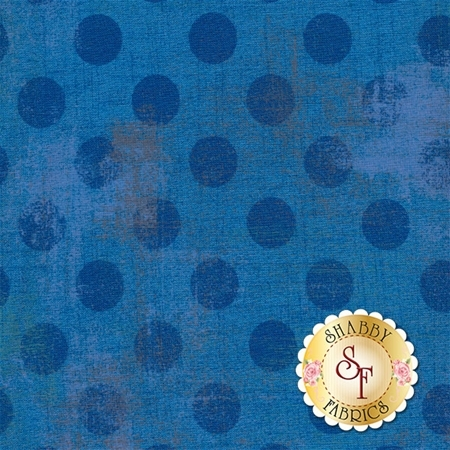 Grunge Hits The Spot 30149-27 Sapphire by BasicGrey for Moda Fabrics