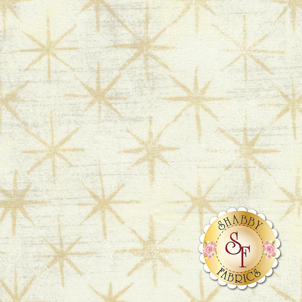Grunge Seeing Stars 30148-12 Vanilla by Moda Fabrics