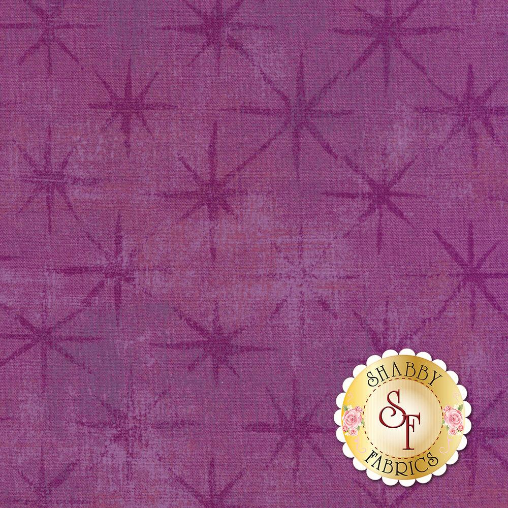 Grunge Seeing Stars 30148-34 Grape by Moda Fabrics