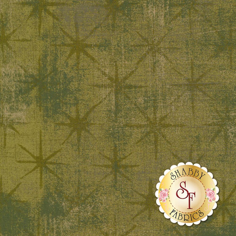 Grunge Seeing Stars 30148-51 Vert by Moda Fabrics